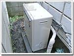 リンナイのガス給湯器に交換GU-16R4RA→RFS-A1610A