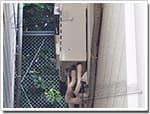 ノーリツのガス給湯器に交換GT-1600SAW→GT-1650AWX-2 BL