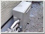 リンナイのガス給湯器に交換GX-240AR→RUF-E2401SAG(A)