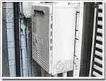 ノーリツのガス給湯器に交換RGE20KS2-SA→GT-2050SAWX-2 BL