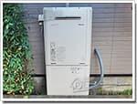 リンナイのガス給湯器に交換AT-245RASWQ→RUF-E2008SAW