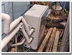 リンナイのガス給湯器に交換RFS-1612USA→RFS-A2003A