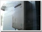 リンナイのガス給湯器に交換SP164SZR→RUF-E2008AW