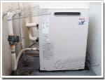 リンナイのガス給湯器に交換GQ-1621RX→RUX-V2016G-E