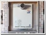 リンナイのガス給湯器に交換OURB-2450AQ-T→RUF-A2400AT(A)