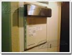 ノーリツのガス給湯器に交換GT-1600W→GT-1650SAWX-2 BL