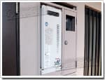 リンナイのガス給湯器に交換OURB-1601DA→RUF-VS1615SAW