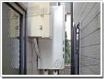 リンナイのガス給湯器に交換GT-1612SAW→RUF-A2005AW