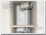 リンナイのガス給湯器に交換GT-168AW-1-T→RUF-VS2005AT