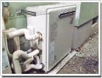 リンナイのガス給湯器に交換RUF-2402AG→RUF-A2400AG(A)