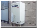 リンナイのガス給湯器に交換PH-20CWL→RUX-A2010W-E