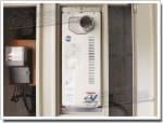 リンナイのガス給湯器に交換OURB-1601DA-T→RUF-VS1615AT-80