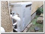 リンナイのガス給湯器に交換GRQ-1600A→RUF-A1610SAG(A)