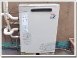 リンナイのガス給湯器に交換NR-524RF(U)→RUX-V2016G-E
