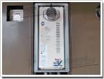 リンナイのガス給湯器に交換RUF-S1606T→RUF-VS1615SAT