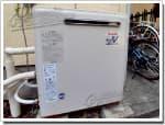 リンナイのガス給湯器に交換TP-A816RF-EA→RUF-A1610SAG(A)