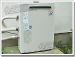 リンナイのガス給湯器に交換TP-A524RF→RUX-V2408G