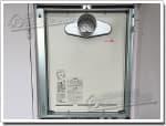 リンナイのガス給湯器に交換AT-241RFA→RUF-A2005AT