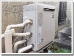 リンナイのガス給湯器に交換GT-165AR→RUF-A2003AG(A)