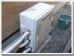 リンナイのガス給湯器に交換GT-2010SAR→RUF-A2003SAG(A)