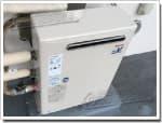 リンナイのガス給湯器に交換NR-A524RF→RUX-V2408G