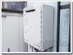 ノーリツのガス給湯器に交換T-207SAW→GT-2050AWX-2 BL