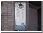 リンナイのガス給湯器に交換TP-SP162SZT-1→RUF-VS1615AT