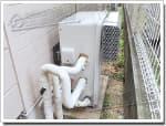 リンナイのガス給湯器に交換GRQ-241A→RUF-A2003AG(A)
