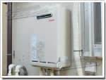 リンナイのガス給湯器に交換NR-516RFW→RUX-A1611W-E
