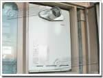 リンナイのガス給湯器に交換GT-2422SAWX-T→RUF-A2405SAT-L