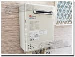 ノーリツのガス給湯器に交換T-206A-1→GT-C2052SAWX-2 BL