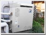 リンナイのガス給湯器に交換GRQ-2010AX→RFS-A2003A