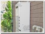 ノーリツのガス給湯器に交換GT-2422SAWX→GT-C2452SAWX-2 BL