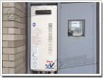 リンナイのガス給湯器に交換GT-168SAW→RUF-VS1615SAW