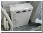 リンナイのガス給湯器に交換TP-GQ30SR-1→RUX-A2403G