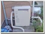リンナイのガス給湯器に交換TP-A524RF→RUX-A2403G