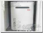 リンナイのガス給湯器に交換TP-SP160SR-1→RUF-A1615SAW(A)
