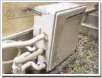 リンナイのガス給湯器に交換RUF-V2400SAG-1→RUF-A2400SAG(A)