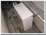 リンナイのガス給湯器に交換FH-161AS→RFS-A2003SA