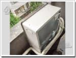 リンナイのガス給湯器に交換GT-241AR→RUF-A2400SAG(A)