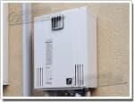 パーパスのガス給湯器に交換GT-2412SAWX→GX-H2400AW