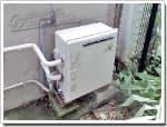 リンナイのガス給湯器に交換GRQ-1628SAX-1→RFS-A1610SA