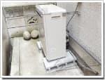 リンナイのガス給湯器に交換RFS-1615SA→RUF-A2003SAG(A)