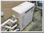 リンナイのガス給湯器に交換GT-2022SARX→RUF-A2003SAG(A)