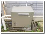 リンナイのガス給湯器に交換RFS-A2000SA→RFS-E2008SA(A)