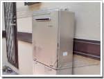 リンナイのガス給湯器に交換RUF-V2400SAW→RUF-E2405SAW(A)