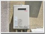 リンナイのガス給湯器に交換TP-SQ165QR-1→RUX-A1611W-E