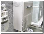 リンナイのガス給湯器に交換GFK-1691PK→RUF-A1615SAW(A)