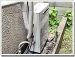リンナイのガス給湯器に交換RFS-2005SA→RUX-A1613G