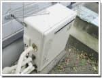 リンナイのガス給湯器に交換GT-202AR→RUF-A2003AG(A)
